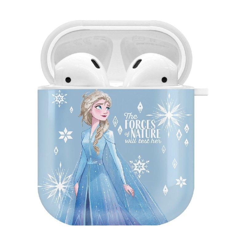 迪士尼系列 AirPods防塵耐磨保護套 冰雪奇緣2 艾莎