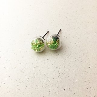 Glass Ball Earrings - Mountain Girl Tricia Tricia
