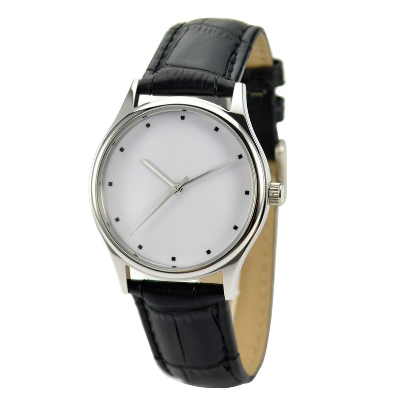 Minimalist Watch square - Unisex - Free Shipping Worldwide