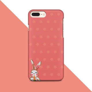 Chubby bunny - Phone Case
