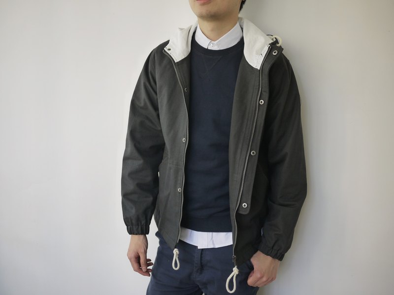 Zip Up Parka /mountain parka/outer/jacket/unisex