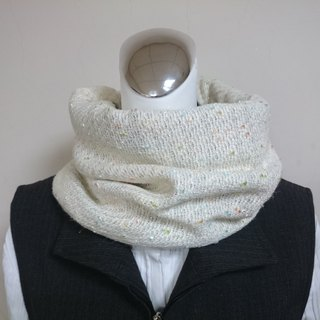 Warm scarf short scarf neck cover double-sided two-color men and women are applicable*SK*