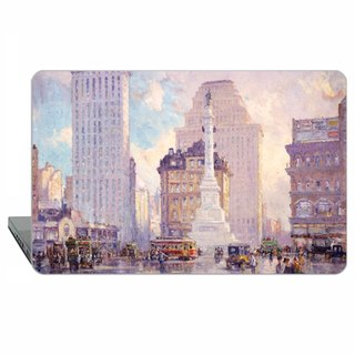 American art Macbook Air 13 Case MacBook Pro 13 2016 Case Cooper Macbook 11 Columbus Circle Macbook 12 Pro 15 Retina New York Case Hard 1802