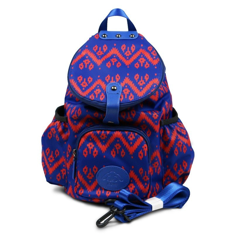 After the [package] love children - royal blue after anti-lost backpack / child backpack