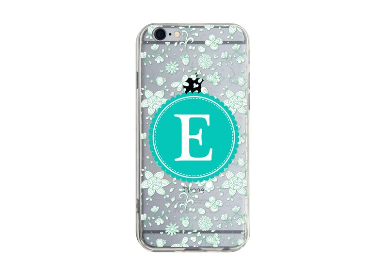 Letter E - Samsung S5 S6 S7 note4 note5 iPhone 5 5s 6 6s 6 plus 7 7 plus ASUS HTC m9 Sony LG G4 G5 v10 phone shell mobile phone sets phone shell phone case