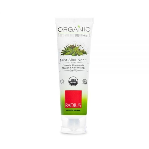 Organic Herbal Toothpaste fragrance - Aloe Mint