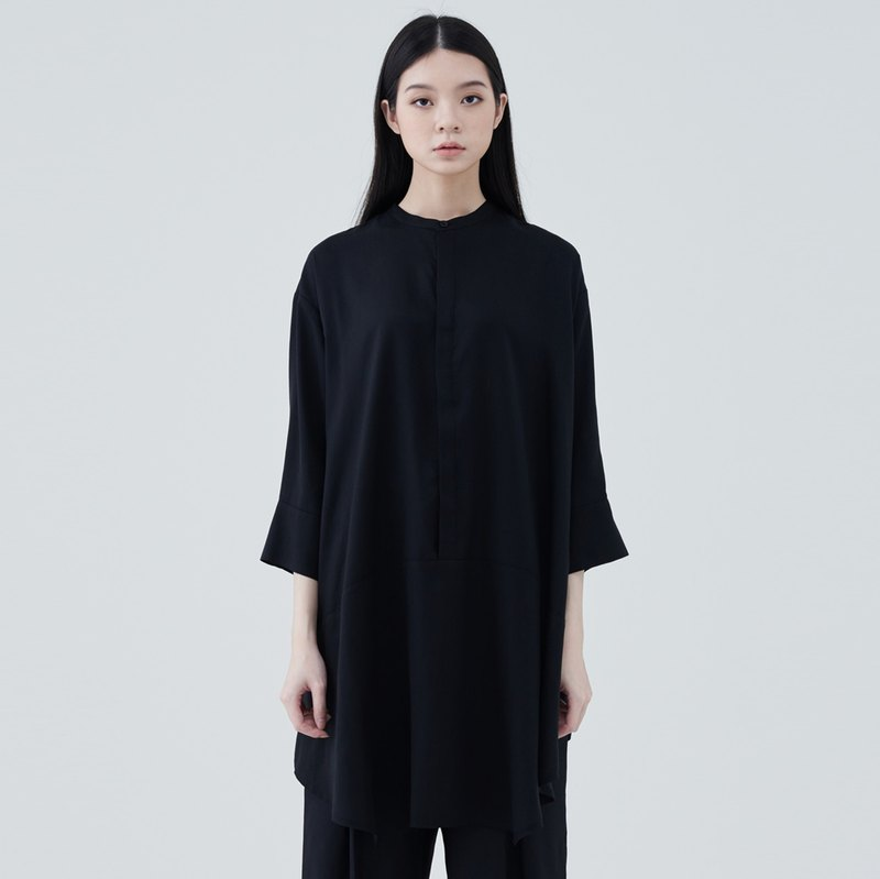 TRAN - loose long shirt