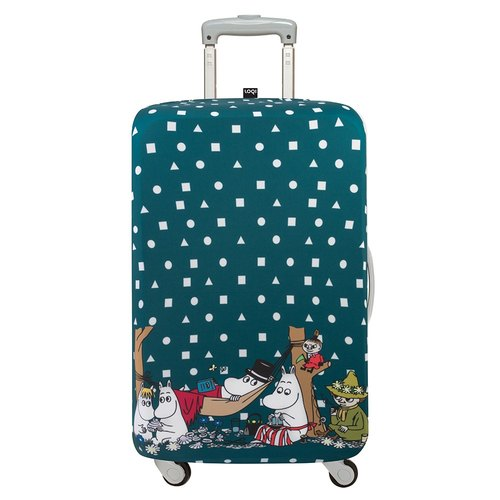 LOQI suitcase jacket / Moomin family 【L】