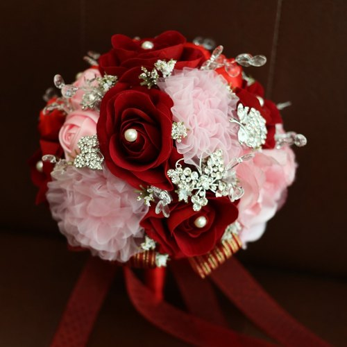 Wreaths Manor*Handmade jewelry bouquet*custom made ​​* suitors bouquet bouquet jewelry ~ ~ ~ ~ NO.147 Sicily