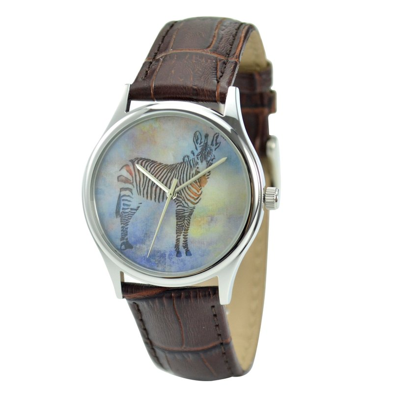 Christmas gift - Zebra Watch (Colorful) - Unisex - Free shipping worldwide