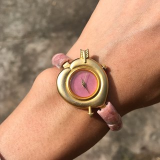 [Lost and find] natural stone red stone love arrow watch