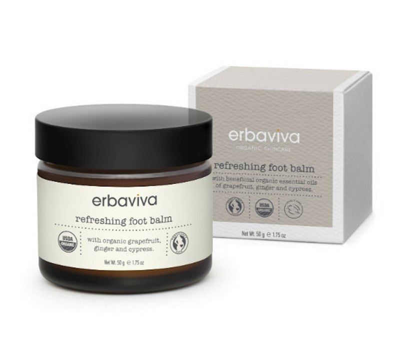 Erbaviva | Foot Light Soothing Cream 50g