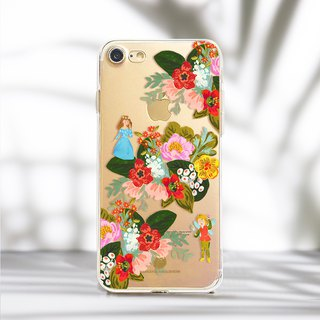 Flowers iphone x case Samsung s8 case Galaxy note 8 case HTC U11 case