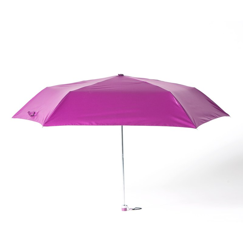Prolla Very Fine Glossy Metallic Paint Pen Umbrella | Water Jump Series Sunscreen Umbrella 190g Purple