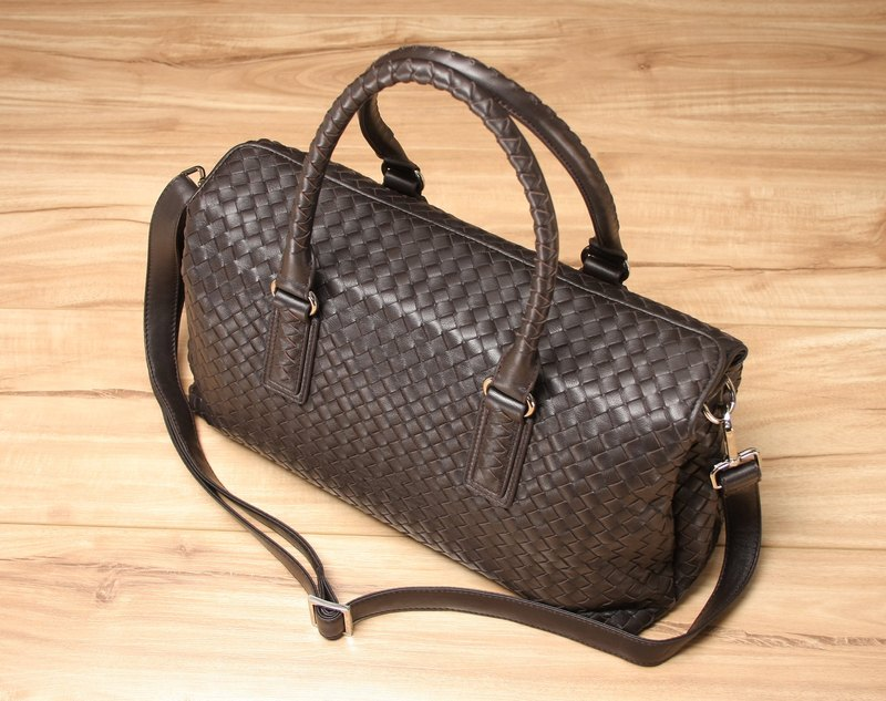 STORYLEATHER Style 6304 woven bag