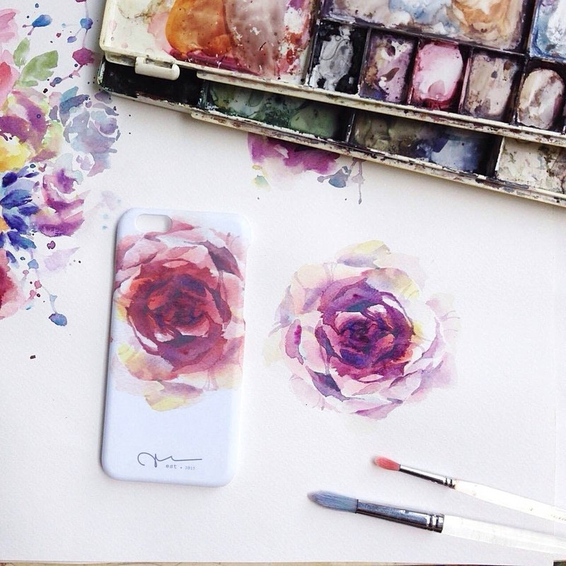 case flower collection