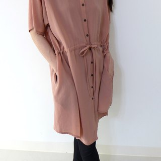 French shirt jacket three-in-one dress