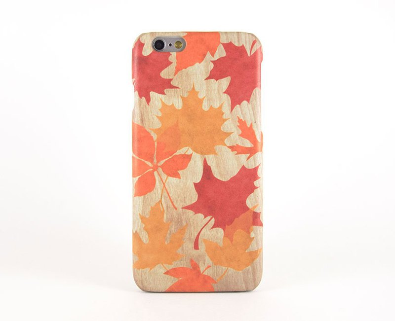 Autumn Leaves iPhone case / Samsung Galaxy case 手機殼