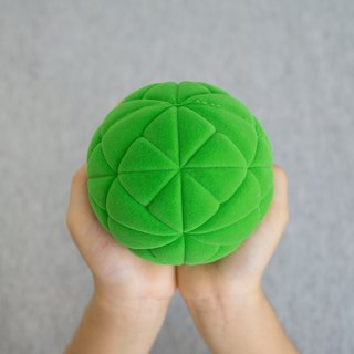 Rubbabu -Biodegradable Green Soft Safe Natural Rubber Toys  - Fashion -