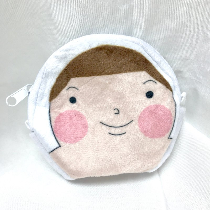 Fat Boy Lok round pouch