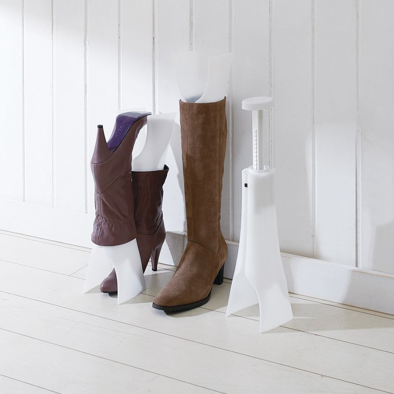 Japan like-it adjustable boots storage rack (2 groups)