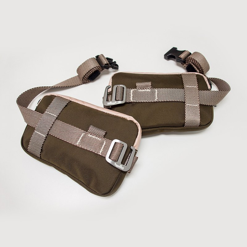 Dr.Wilds Wilderness Doctor Pack - Modular Waist Bag (2 pieces)