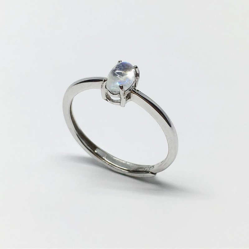 Moonstone Stonestone. Power Gemstone Ring