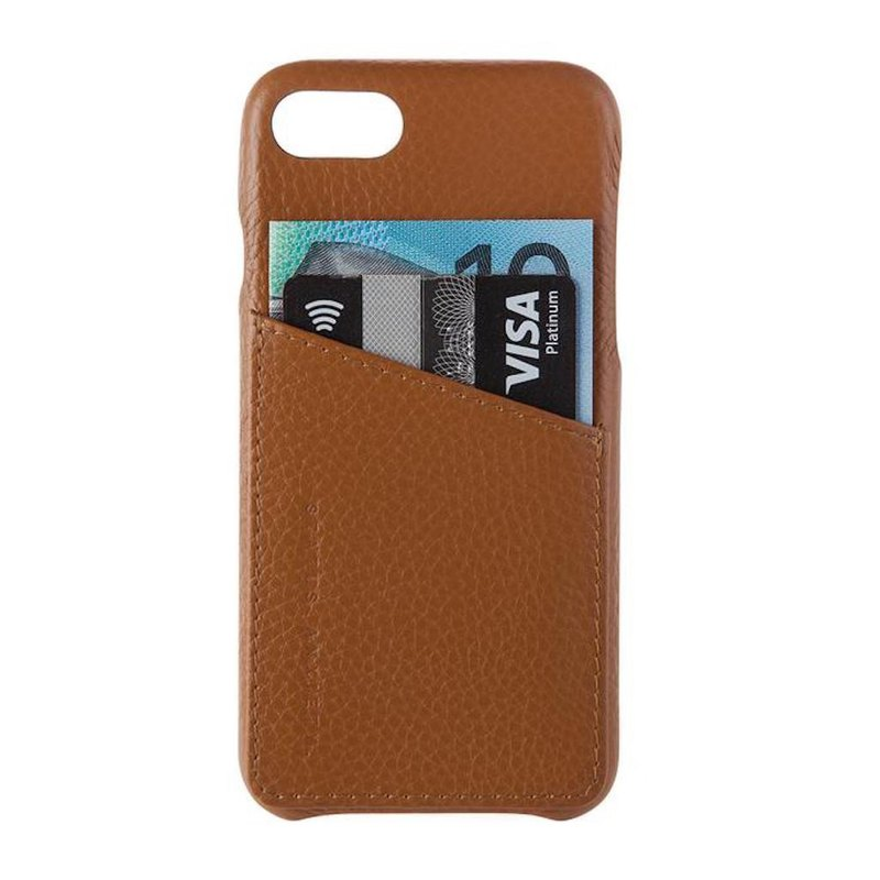 HUNTER AND FOX iPhone Case _Tan / Camel