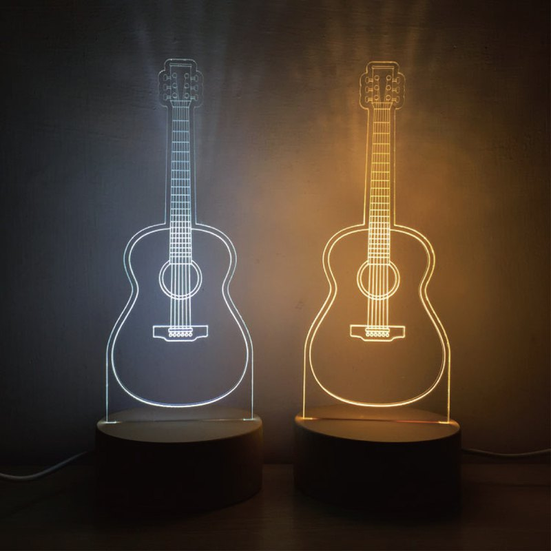 WD Log Night Lights - Guitar Strings / Country / Music / Night Lights / MUSIC