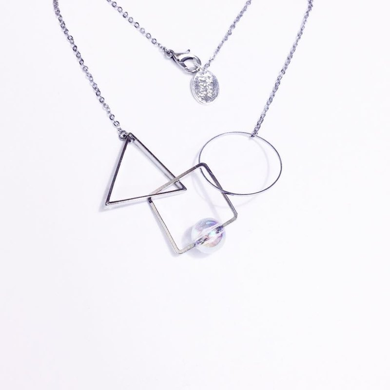 COGO series - three-element necklace