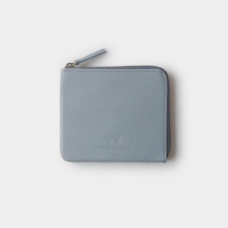 loaf wallet : grey