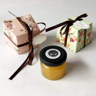 Hand-made jam - elegant wind wedding companion small thing | 50g