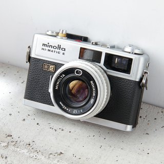 Minolta Hi Matic E 40mm F1.7
