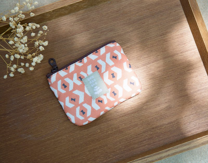 Pattern design coin purses / Considerate
