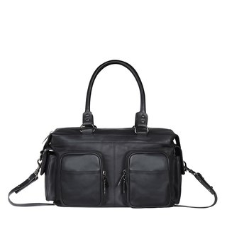 BANDITS AND BREAKAWAYS Handbags/Travel Bags_Black/Black