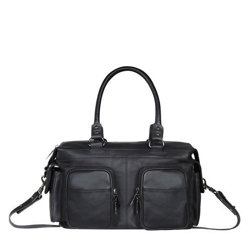 [Status Anxiety] BANDITS AND BREAKAWAYS handbag / bag _Black / black