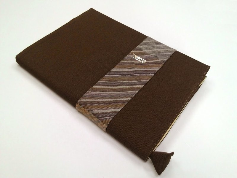 Exquisite A5 cloth book jacket (only product) B03-030