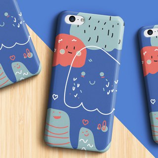 Earthworm Life Phone case