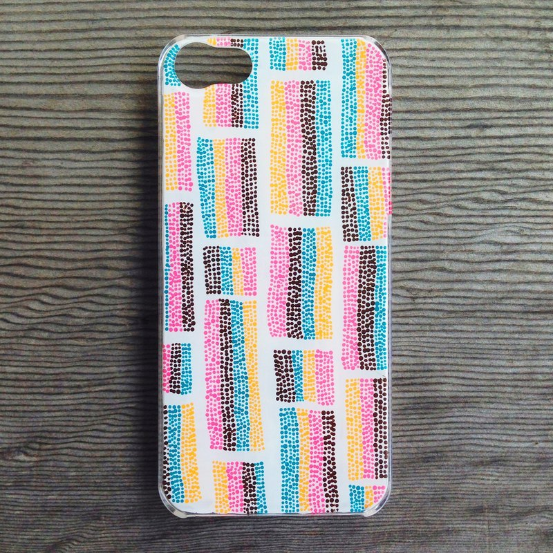 One hand-drawn smartphone case in the world