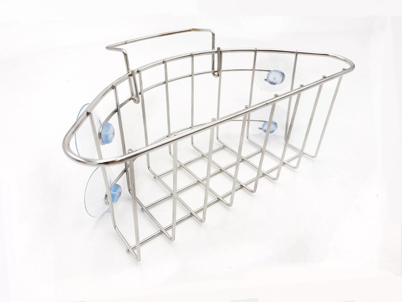 Stainless steel kitchen rack sink special kitchen rack dishwashing dish rack melon cloth rack small rack