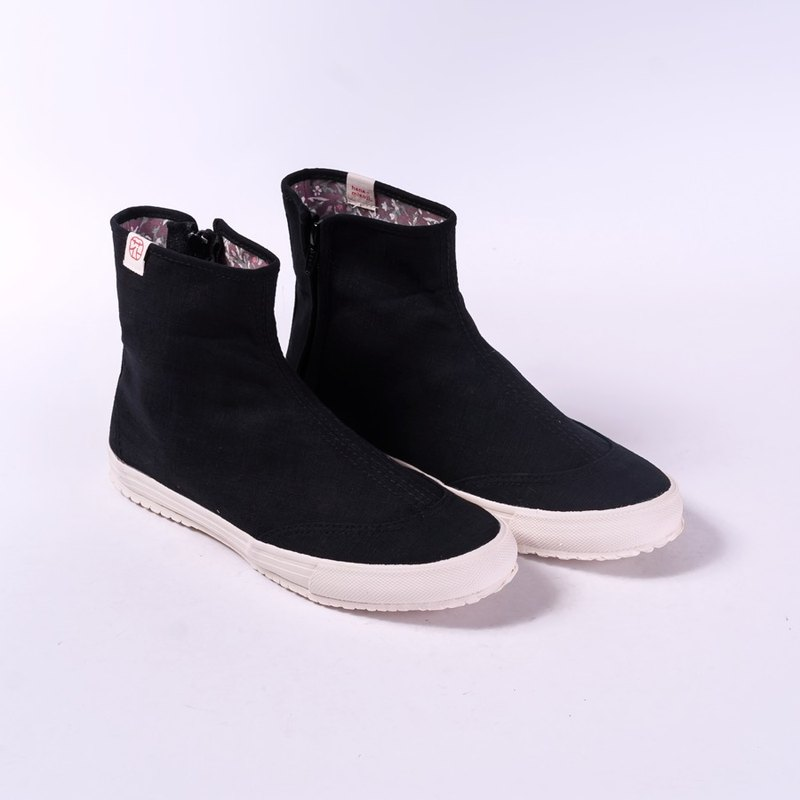 Tabi Shoes Japanese traditional Flat Sneakers Short Ankle Boots