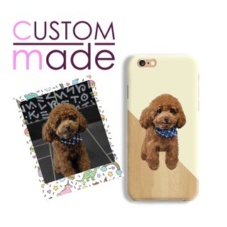 Personalised your pet photo to hard Phone Case Cover for iPhone Samsung LG HTC