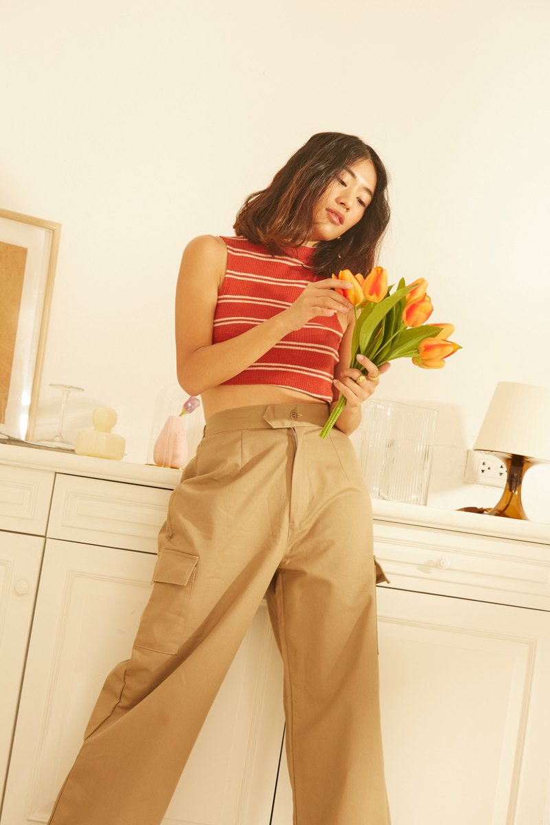 Highestjump Jinny Pant (Cream)