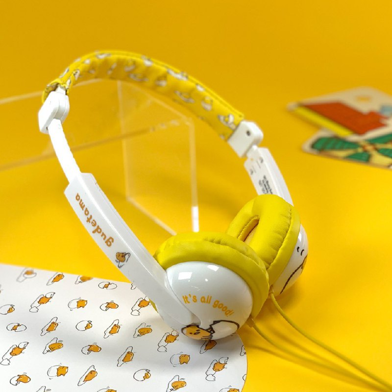 Pre order Kids Safe Headphone Gudetama