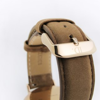 Plus Purchase - Quick Release Leather Strap