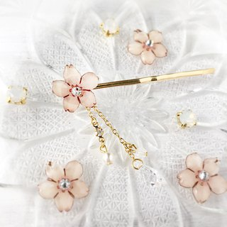 sakura hair pin