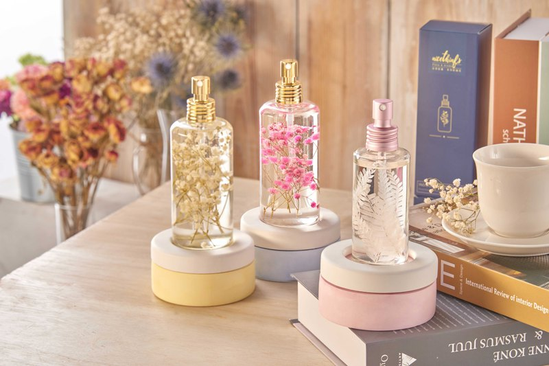 // Christmas Gift Set Offer // Diffuser Lamp Holder + Dry Flower Air Fragrance 200ml