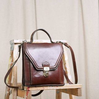 """Vintage THE TREND bag"" Italian antique bag VBM 005"