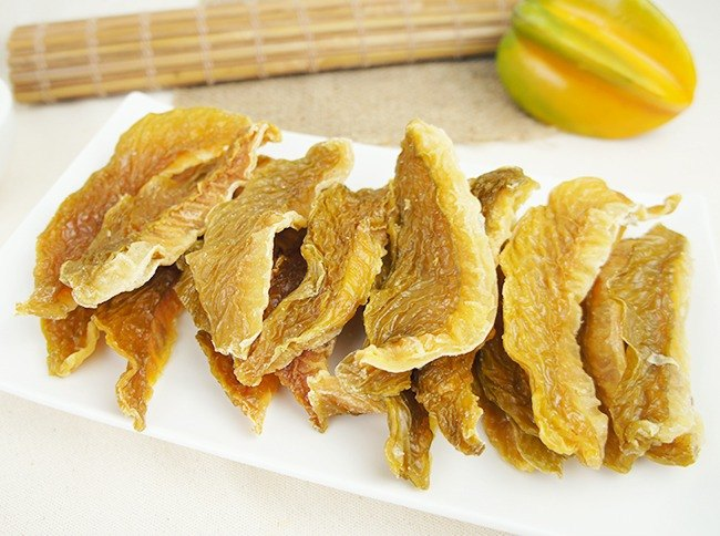 [afternoon snack light] carambola dried fruit (250/pack)