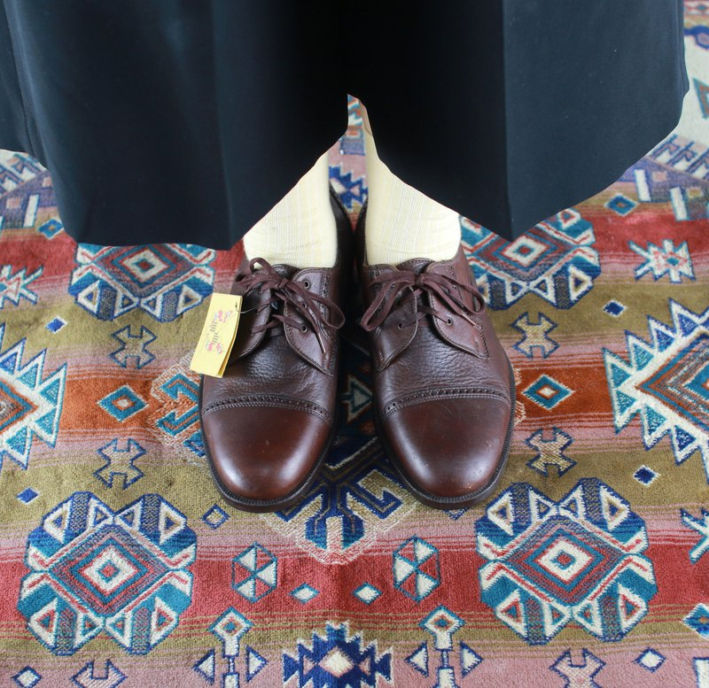 Back to Green-Nickol /全新庫存 vintage shoes